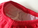 Babybadshorts Röd
