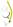 Frontsnorkel Lime / JR